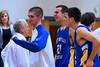 12-01 Bsktbll - Whitinsville Christian School Crusaders vs Hopedale Blue Raiders -  518