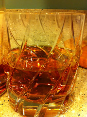 Nightcap Time (Michael Bentley) Tags: whiskey whisky scotch iphonepicture