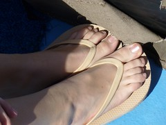 (Tellerite) Tags: feet toes sandals flipflops barefeet beautifulfeet prettytoes sexytoes toenailpolish sweetfeet prettyfeet sexyfeet girlsfeet femalefeet teenfeet femaletoes candidfeet beautifultoes polishedtoenails younggirlsfeet youngfeet baretoes girlstoes girlsbarefeet teentoes teenagefeet teenagetoes teengirlsfeet girlsbarefoot youngfemalefeet candidtoes youngfemaletoes