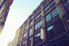 London Office Building 3 (preynolds) Tags: sunlight building london up architecture office looking bluesky tamron eastend glasswindows 600d 1750mm