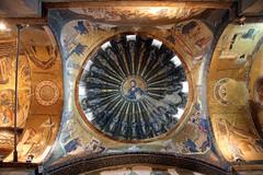 Church of the Holy Saviour in Chora (Eurodav) Tags: turkey christ mosaic churches istanbul medieval chora byzantine constantinople christpantocrator builtheritage churchoftheholysaviourinchora