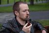 Eduardo's Pipe (JF Sebastian) Tags: ireland portrait dublin friend pipe trinitycollege smoking smoker takenby pipesmoker nikond70s1770 morethan100visits morethan250visits morethan500visits morethan1000visits