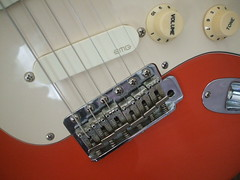 pics from camera 287 (levonhelmet) Tags: california red fiesta fender 1997 series stratocaster