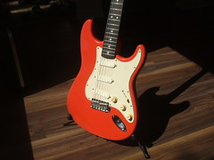 pics from camera 298 (levonhelmet) Tags: california red fiesta fender 1997 series stratocaster