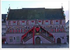 Mühlhausen (Elsass) Frankreich