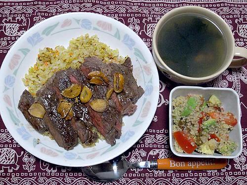 2012年1月20日の晩ご飯