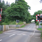 Hepscott AHB Level Crossing