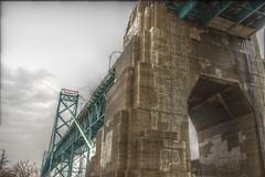 Ambassador Bridge (2) (_Matt_T_) Tags: ontario pentax windsor kr hdr luminance ambassadorbridge smcpda21mmf32al mantiuk