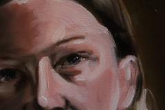 jane gardiner glazed for jkpp 019 (luli ~~) Tags: portrait jane canvas oil glazing jkpp janegardinerglazedforjkpp