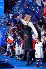 Marine Le Pen (Marine Le Pen 2012) Tags: fn mlp prsidentielle marinelepen dockpullmann 2012dockpullmannfnmlp