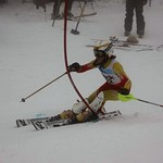 Teck Enquist Slalom, January 2012, Mt. Seymour - Max Kirshenblatt (WMSC) PHOTO CREDIT: Steve Fleckenstein