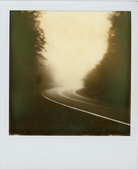 Laidlaw Road (justin.hawthorne) Tags: oregon polaroid 600 silvershade theimpossibleproject px600