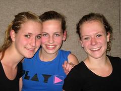 2008 Miranda, Vera, Myrthe