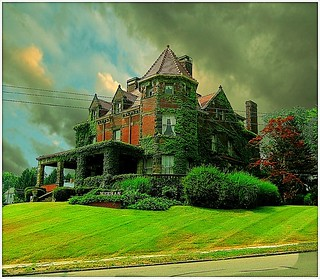 Henderson Mansion [1895] ~ New Castle PA