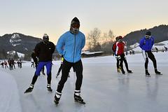_AGV6842 (Alternatieve Elfstedentocht Weissensee) Tags: oostenrijk marathon 2012 weissensee schaatsen elfstedentocht alternatieve