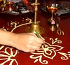Sarswati Puja (Biswajit_Dey) Tags: bengal puja westbengal alpona sarswati sonydsch55 gharerpujo