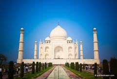 Taj Mahal ( Dreamy Look )