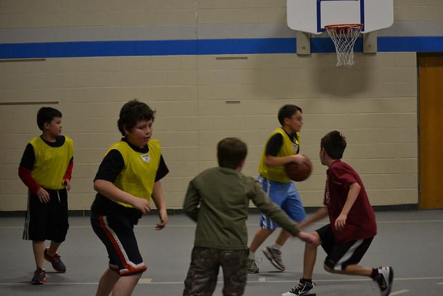 Lucas Basketball - turnover