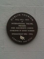 Photo of Brown plaque number 8819