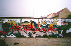 KACAO 1996 (KACAO77 UNIVERSES) Tags: color berlin art colors wall writing germany word graffiti hall photo artwork neon artist space name letters 1996 style spray camouflage letter writer halloffame sciencefiction spraypaint write outline piece 90 77 potsdam wallpainting 1990s 90s spraycan galactic 96 kakao seventyseven rtz kacao77 kacao returntozero kakao77 ´96 kacaoe kacao77universes kacaoe77 kakaoe77 returntozeroe rtzcrew