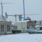 Princesse d'Aquitaine - Pont Bacalan-Bastide - Bordeaux sous la neige - 05 février 2012 thumbnail