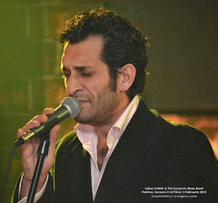3 Februarie 2012 » Iulian CANAF și The Excentric Blues Band