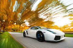 Dan's Gallardo - 2nd Edit (Ronaldo.S) Tags: motion fall dan speed nikon fast automotive tokina exotic rig wang lamborghini f28 gallardo lambo d90 1116mm