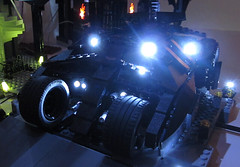 Lights at Batcave (Artifex creation) Tags: lego batman dccomics batmobile darkknight batmanbegins tumbler legobatman batmanmovie batmansequel bricklights darkknight3 batmandarkknight batmancomic lifelites batmantumbler batmanfilms legolights legosuperheroes batmanlegocomic artifexcreation darkknightsequel tumblerled tumblerwithlights lego7888 darkknightrises batman2012 lego6860 lego6857