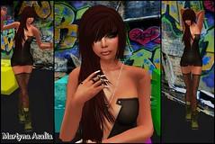 13.. (Martyna Asalia) Tags: love magika ydea deathrowdesigns