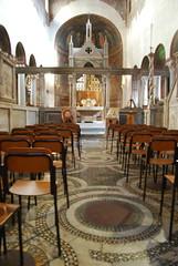 DSC_0089 (Silvana Maresca) Tags: roma chiesa prospettiva