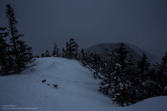 Blizzard! (photoMakak) Tags: mountains canon unitedstates hiking newhampshire whitemountains nh canonef1740mmf4lusm whiteface watervillevalley montagnes 6d randonne peakbagging nh48 ne111 canon6d ne100 ne4000 photomakak