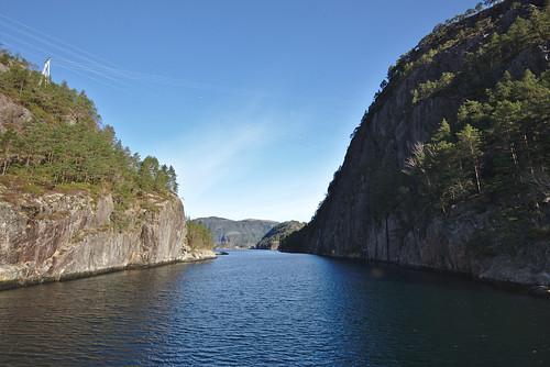 Mostraumen fjord