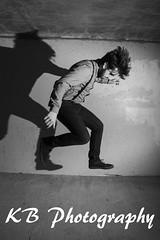 Jumpology (KB Photography 2011) Tags: blackandwhite photography jump halsman jumpology philippehalsman