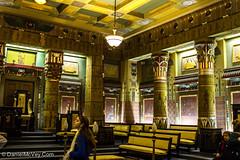 Grand Masonic Lodge - FreeMasonry in Philadelphia (Daniel G McVey) Tags: philadelphia canon landscape unitedstates pennsylvania country places miscellaneous freemason fineartphotography egyptianhall grandmasoniclodge copyrightdanielmcvey ©danielmcvey