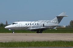 Albion Aviation Management Ltd   Bae 125-700B   G-IFTE (Globespotter) Tags: aviation management bae ltd albion bourget gifte parisle 125700b