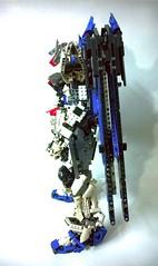 LEGO Freedom Gundam ZGMF-X10A [Demo] (demon14082001) Tags: mobile freedom robot perfect lego seed grade suit creation destiny gundam mecha moc zgmfx10a