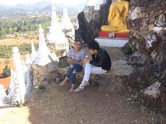 One of the best moment of my life #travelogy #shanstate #myanmar #communicatewithnature #2016 (honeysein) Tags: myanmar shanstate 2016 travelogy communicatewithnature