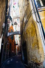 Il Carmine (-Makar79-) Tags: canonef24mmf14liiusm 6d cityscape streetview vicoli genova liguria italia ilcarmine centrostoricodigenova caruggi 24l 24lmkii