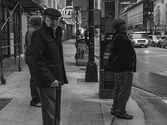 Noticed (__paulieb) Tags: blackandwhite chicago streetphotography explore