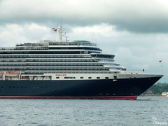 Queen Victoria (DDHPhotography) Tags: travel lumix panasonic transportation luxury cunard cruiseships