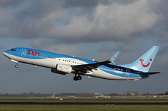 B737 PH-TFF TUI (Avia-Photo) Tags: amsterdam plane airplane airport pentax aircraft aviation jet aeroplane airline boeing airlines flugzeug schiphol ams airliner avion airliners eham planespotting aviacion luftfahrt boeing737 spotter polderbaan