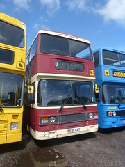 Johnson Bros - B535 WAT (channel4squares) Tags: yorkshire east motor services 535 eyms