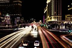 Light trails on Las Vegas Blvd. (twelve_34) Tags: longexposure vegas lasvegas lighttrails