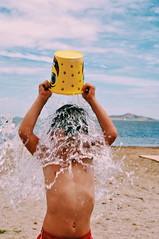 #Agua #fun #kids #beach #water #playa #infancia #childhood (NoelUroz) Tags: beach water childhood kids fun agua playa infancia