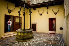 outside courtyard (Sam Scholes) Tags: mounted antlers castle dvorac trakoan travel architecture krapina 1334 13th century vacation europe croatia 13thcentury castletrakoan dvoractrakoan mountedantlers trakoancastle varadinskaupanija hr