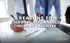 5 Reasons For Having Your NDA Checked By A Lawyer (Octavian Ambrosa) Tags: by with sensitive patents document information lawyer binding legal protected battles dealing nda unnecessary checked legally a are