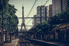Tour Eiffel 5 (fabiopaivareis) Tags: paris france honeymoon eiffeltower frana toureiffel torreeiffel luademel