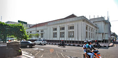 Gedung Merdeka left side (BxHxTxCx) Tags: building museum bandung gedung