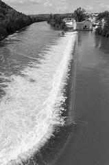 Chute d'eau (nicolas.coq) Tags: lot cahors pont bridge valentr