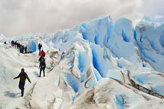 Trekking Glaciar Perito Moreno (Jorgelina Dromedari) Tags: patagonia santacruz argentina trekking sur peritomoreno glaciar frio hielo elcalafate calafate parquenacional losglaciares glaciarperitomoreno parquenacionallosglaciares